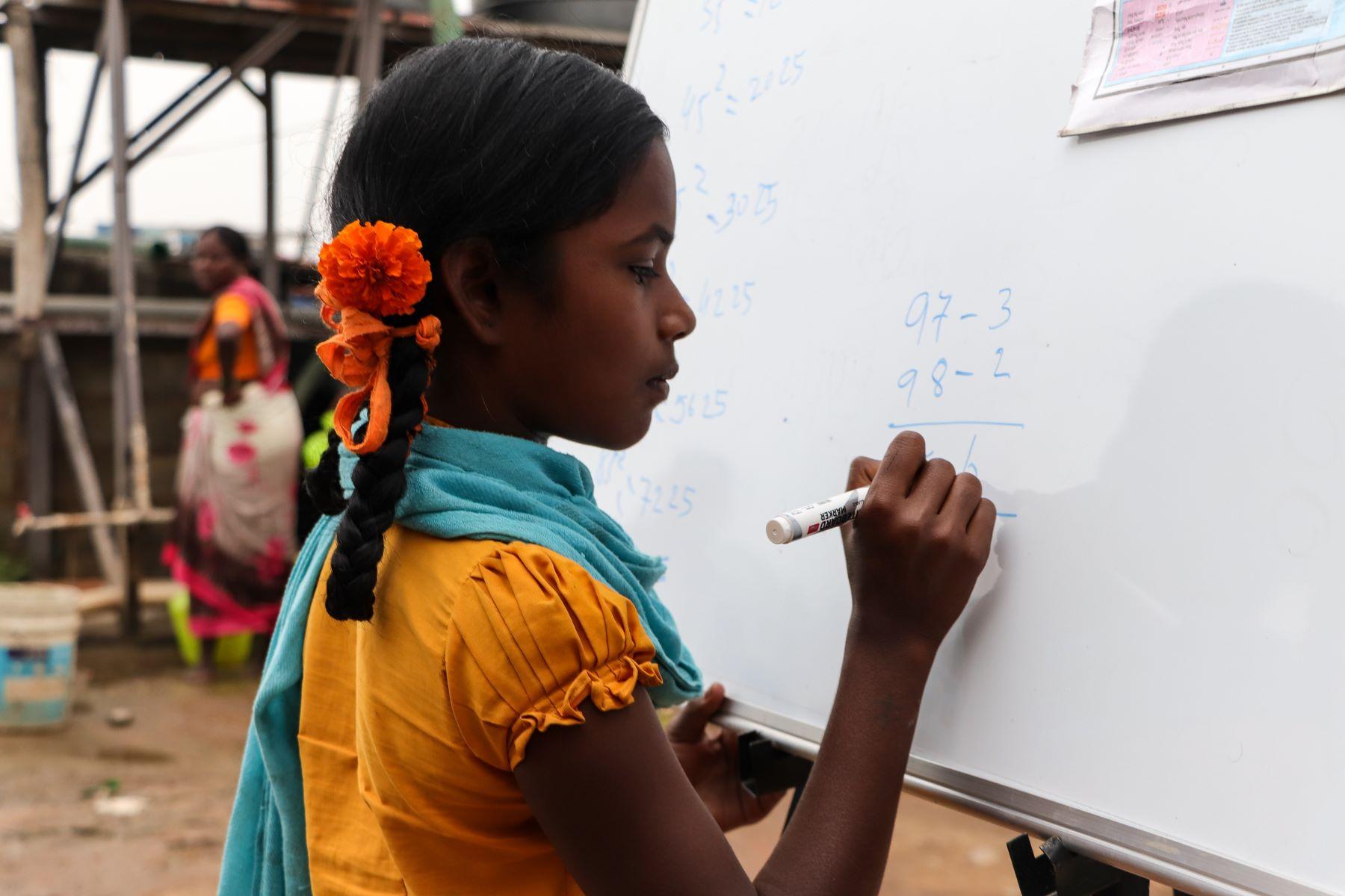 Manjula aka Jhansi Lakshmi Bai