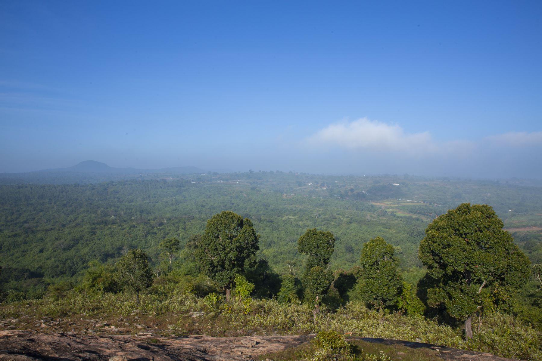 The Bannerghata-Hosur Landscape