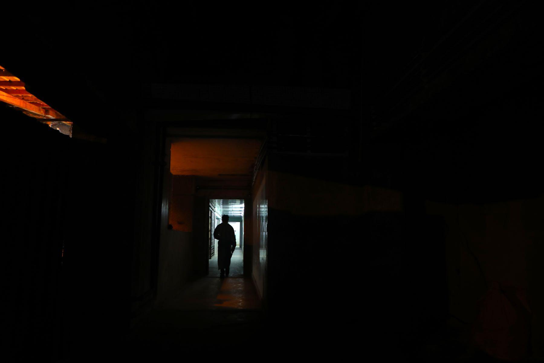A Lone Walk To Meet The Dead