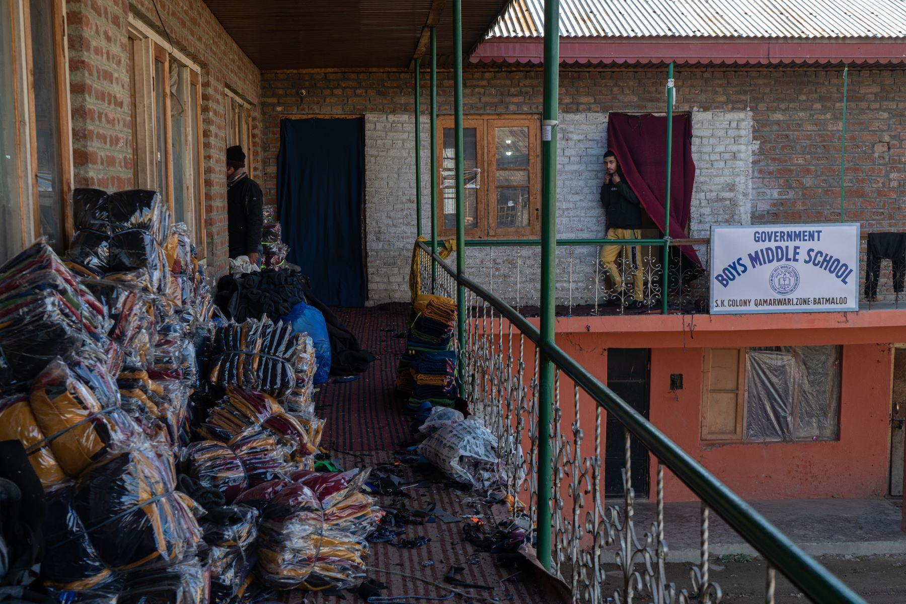Sheikh Factory, Anjum Masjid, Bemina