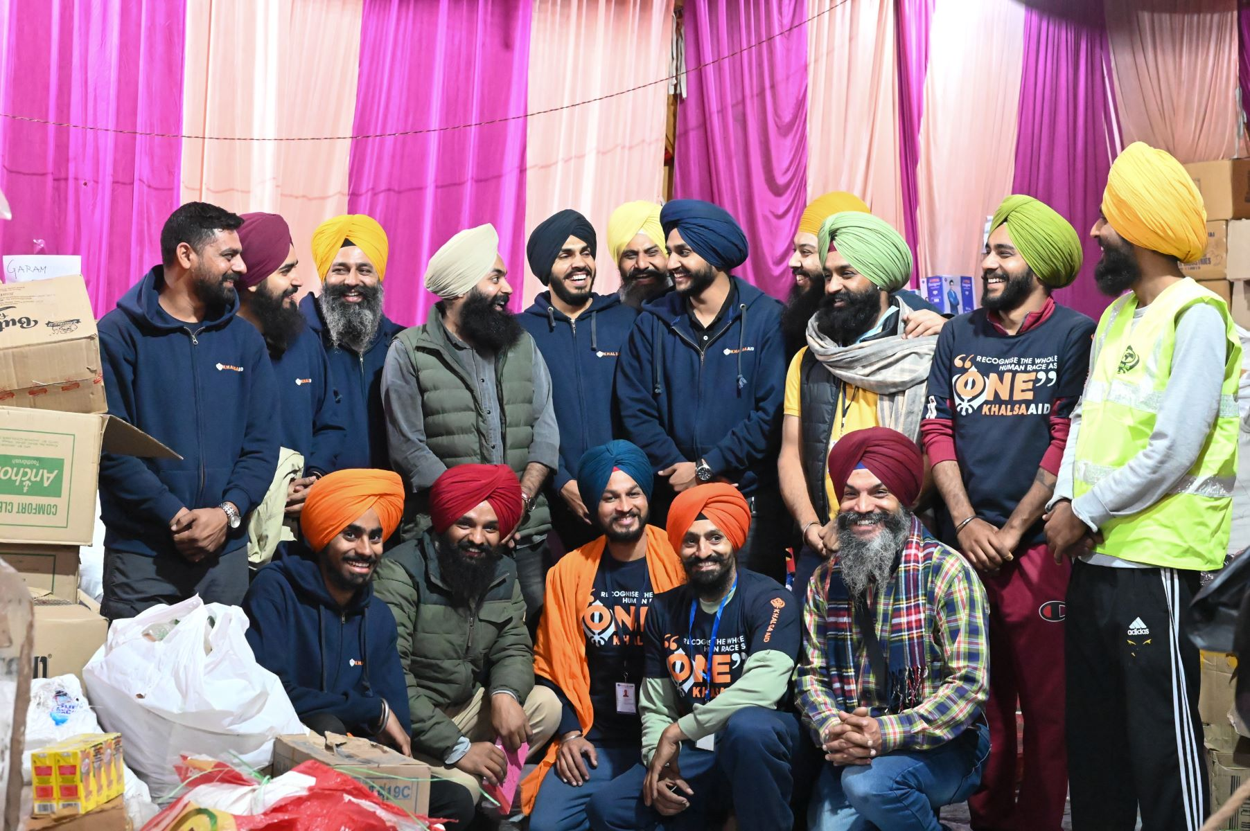 Providing Emergency Relief: Khalsa AidCover Image