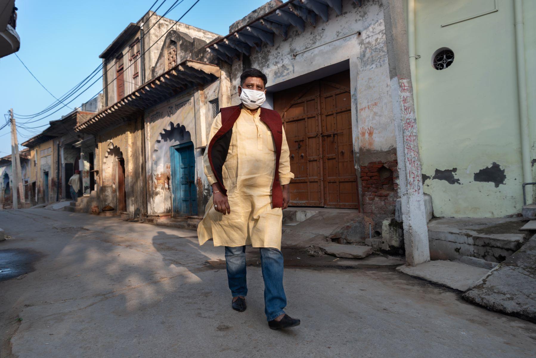 Photoessay Cover Image -Silent Warrior Fighting Gender-based Violence in Delhi